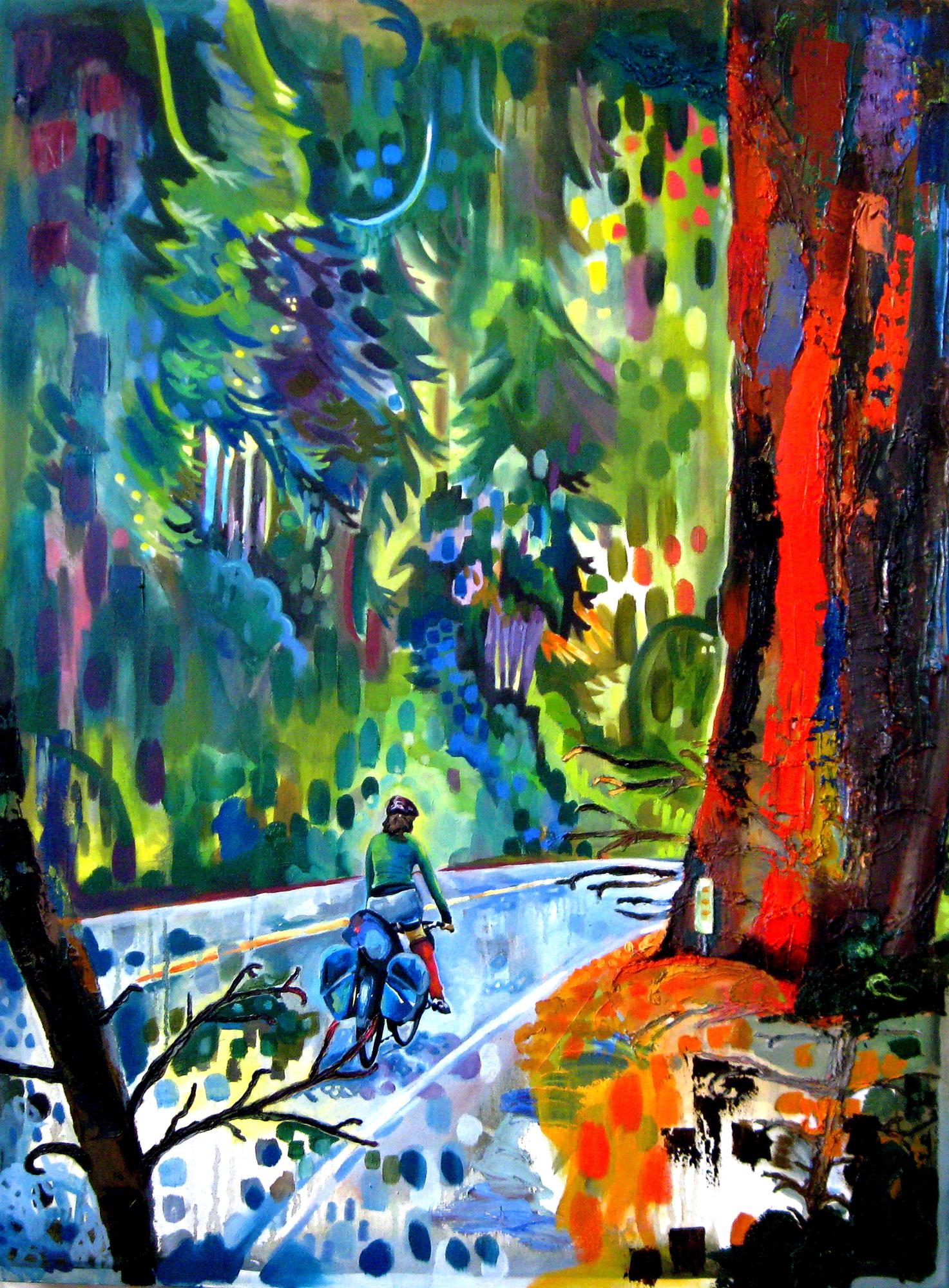 Rendezvous in the Redwoods