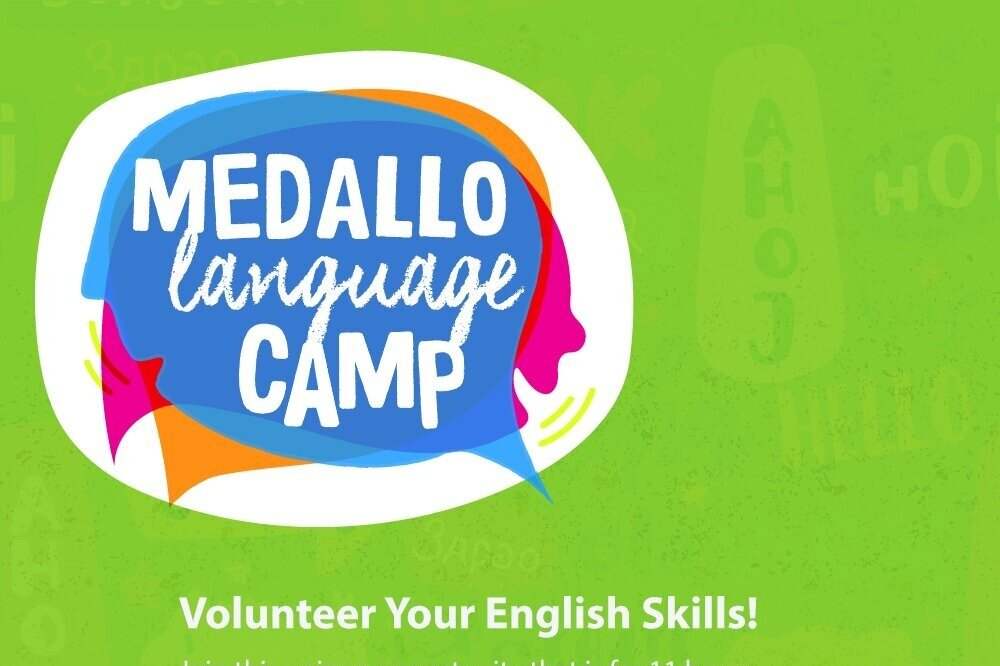 Let's Volunteer at Medallo Language Camp! - Organized by Secretaría de la Juventud - Alcaldía de Medellín in the company of Nomads Giving Back! and GLOT , the Medallo Language Camp was a 3-day linguistic immersion experience for young people between the ages of 18 and 28 from the city of Medellín to learn and practice English. The camp not only seeks to enrich these young people, who don't have the resources and facilities, by teaching them a second language. It also promotes intercultural exchange between local residents and foreign nomads of different nationalities, thus broadening their view of one other.Event ListingJuly 19th-July 21st, 2019Attendees: 68