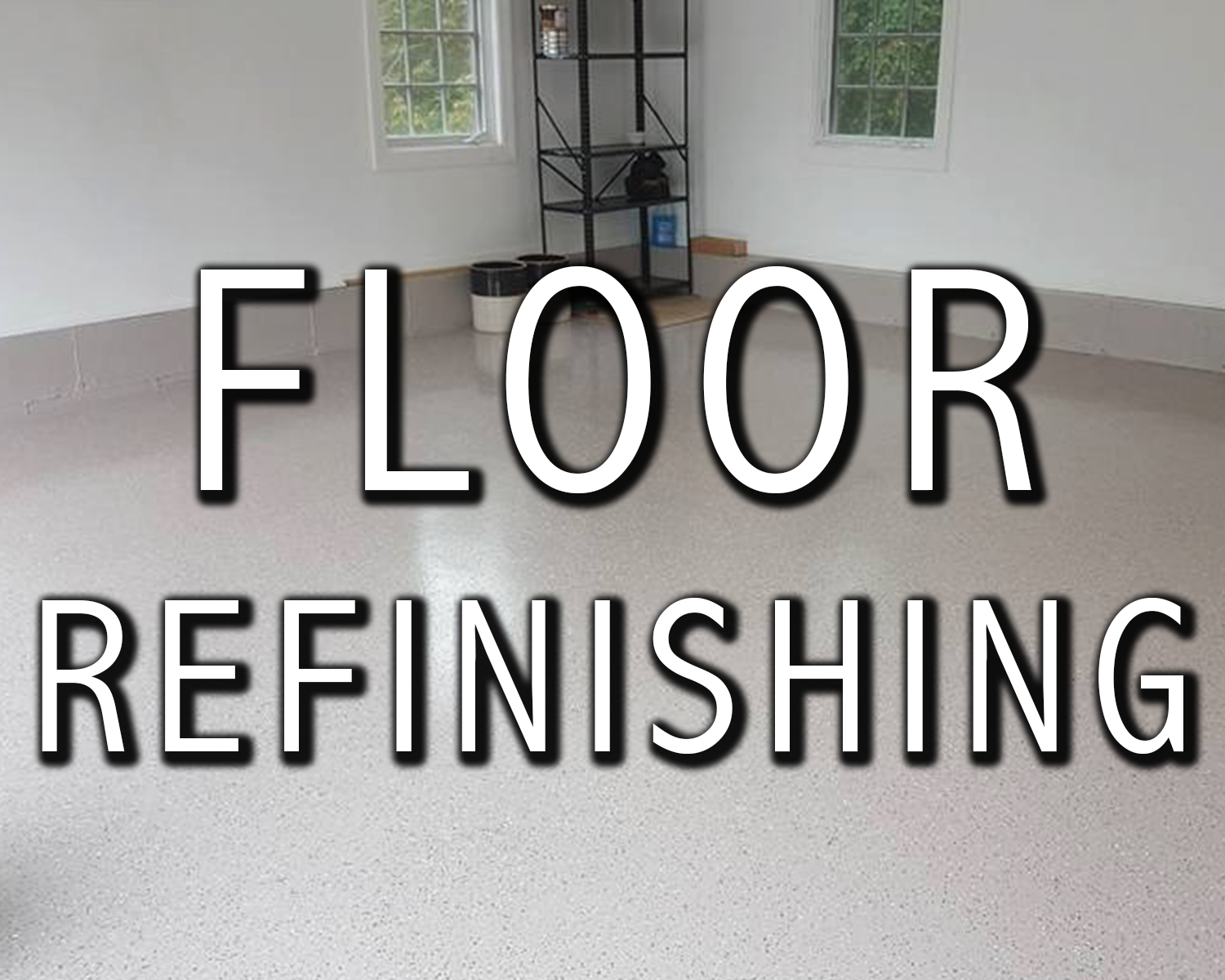 Epoxy Flooring Brookfield
