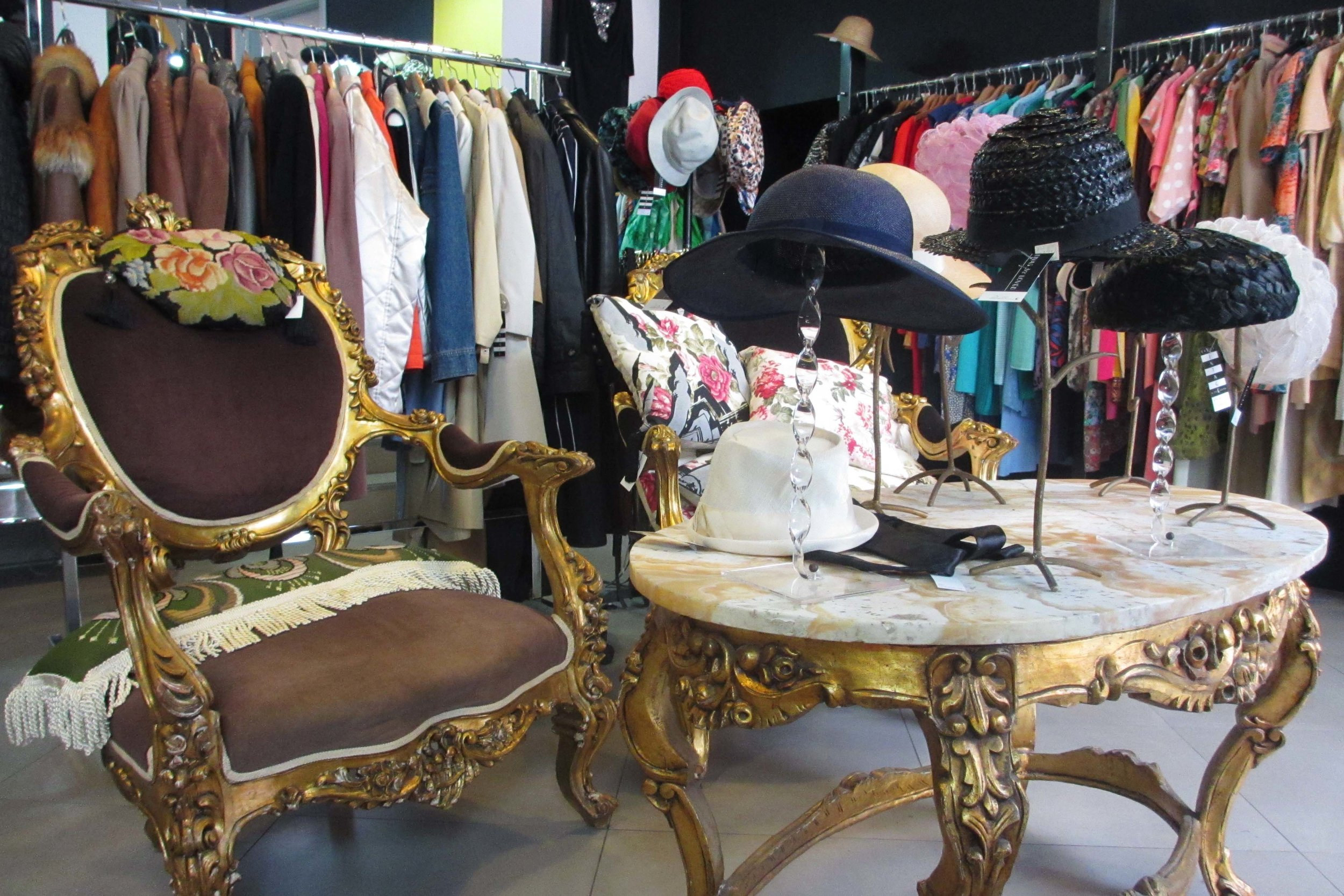 I could have spent a lot more time in Divas Preloved. Image by Sarah Reid