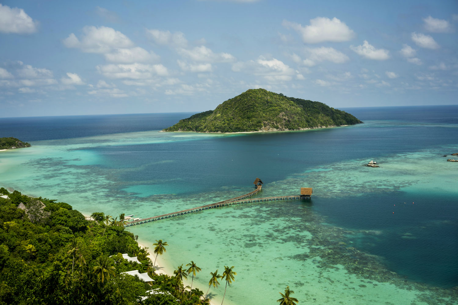 Bawah Prive Island is the ultimate new weekend escape from Singapore. Image courtesy of Bawah Private Island