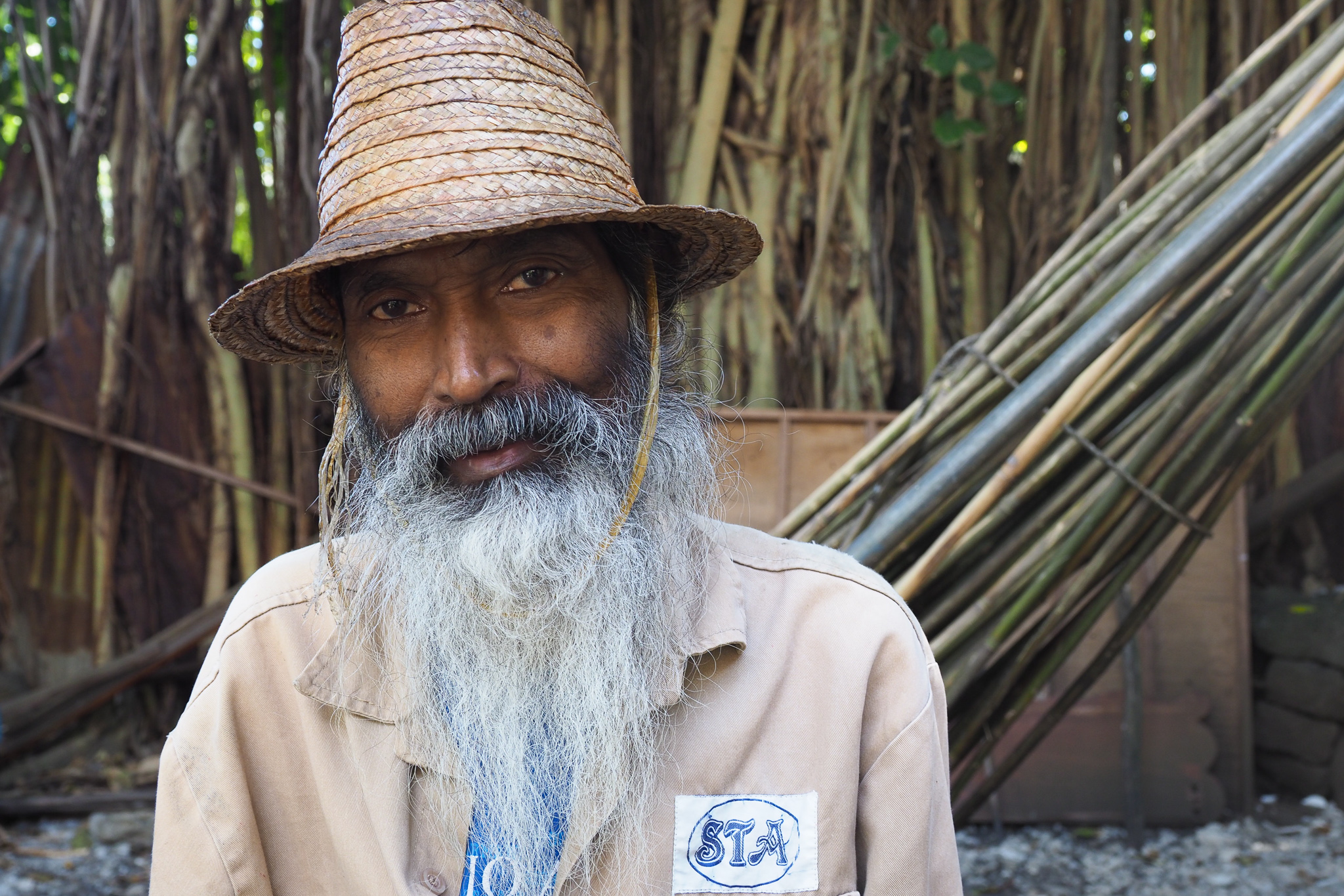 You may meet locals like Ramesh, a local fisherman, on a traditional village tour © Sarah Reid