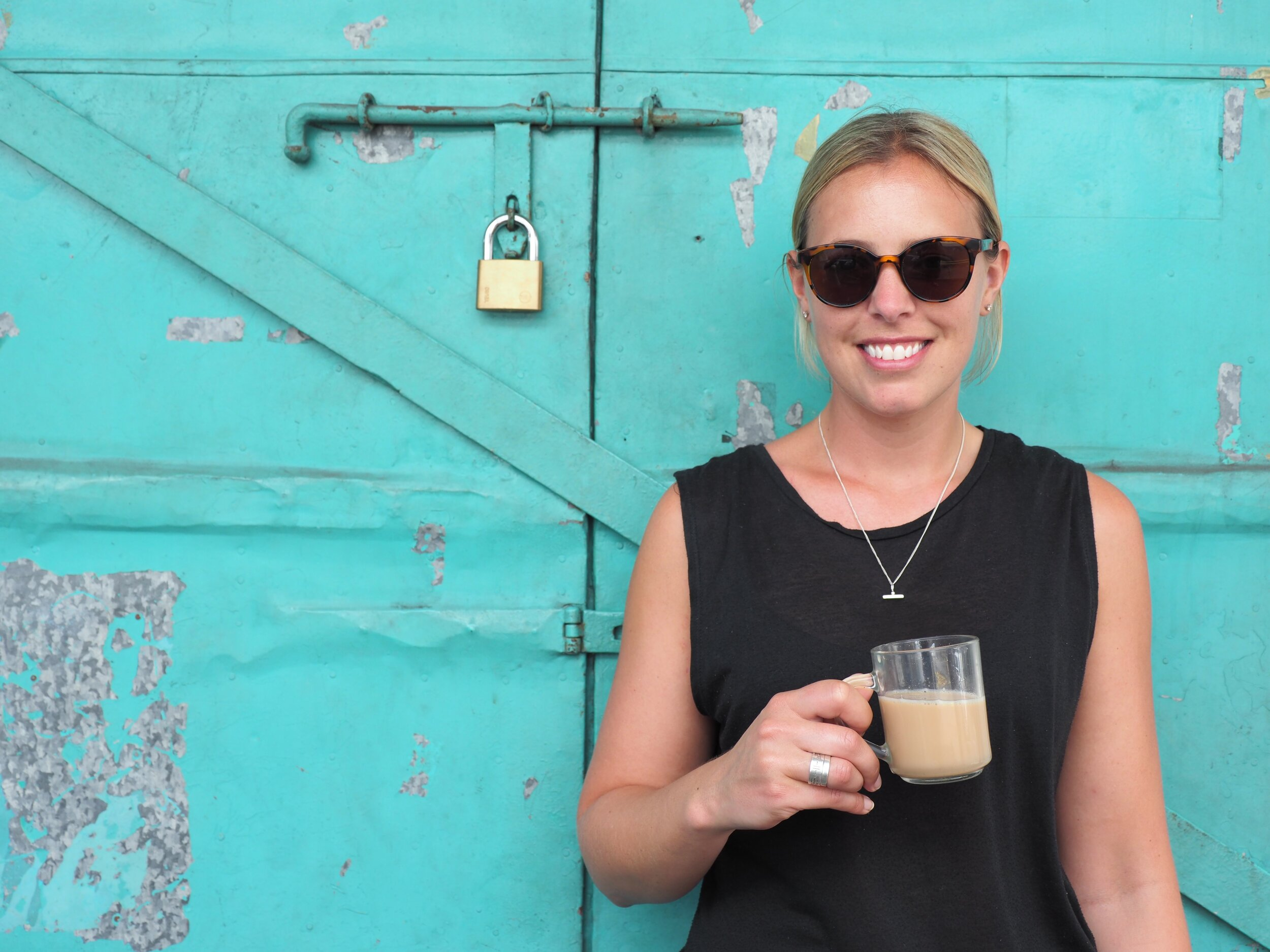 Hi, I'm Sarah. - I'm an Aussie travel journalist with a passion for helping people travel more sustainably.Work with me