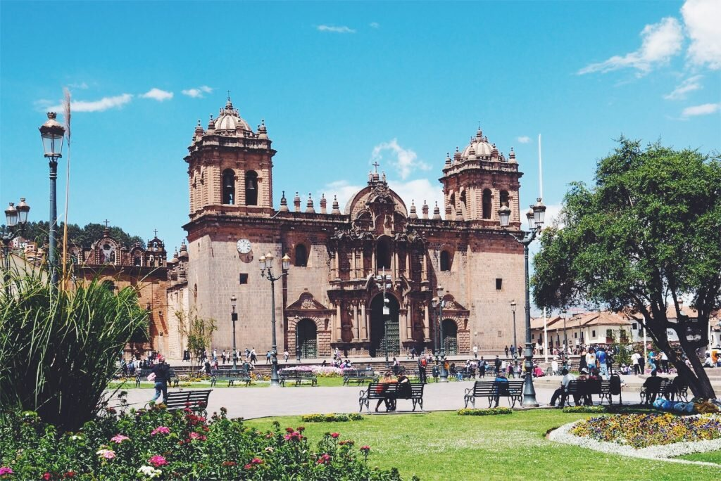 Cusco is one of South America's most beautiful cities © Sarah Reid