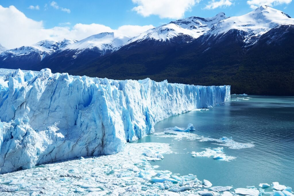 Argentina's Perito Moreno Glacier is one of the world's last remaining advancing glaciers © Sarah Reid