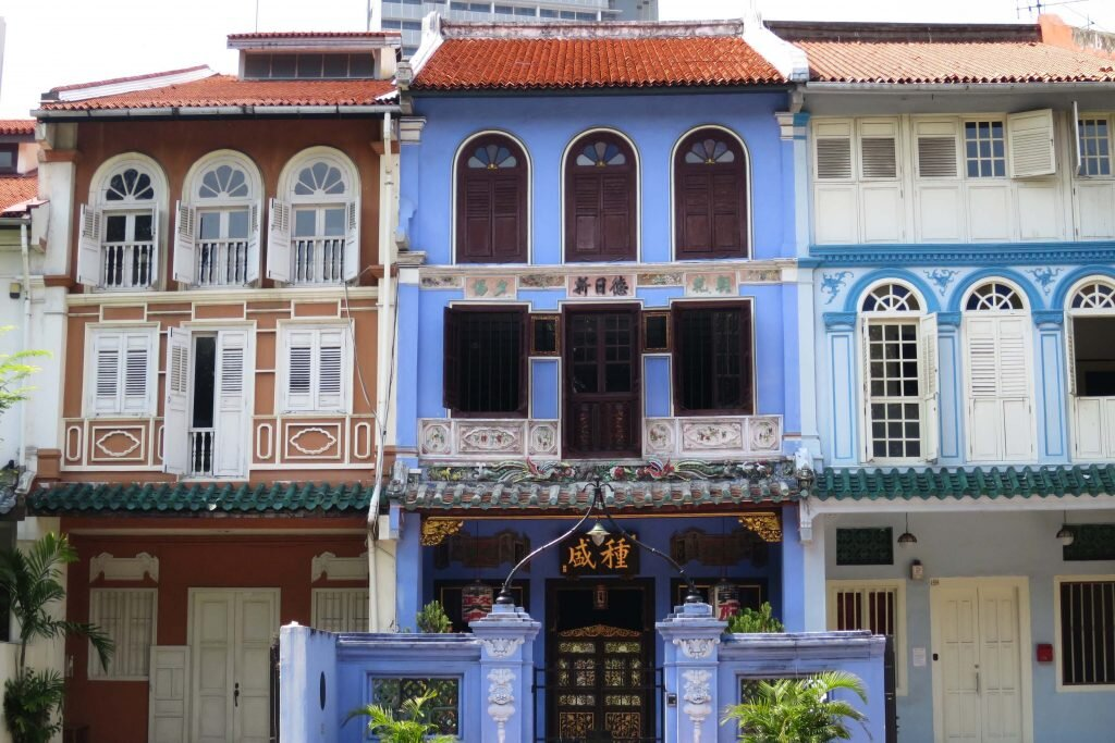 See how wealthy Peranakan families once lived on a free tour of Baba House © Sarah Reid