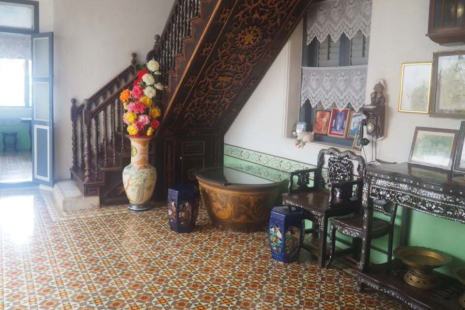 Chinpracha House is one of Phuket Town's most beautiful colonial relics © Sarah Reid