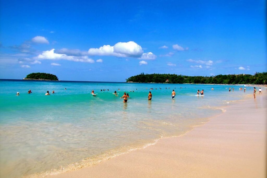 It's not hard to see why travellers come to Phuket. Image by  Jeff Gunn  / flickr
