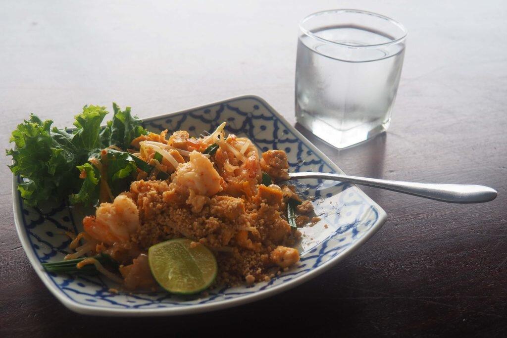 I make a mean pad Thai. Just ask me © Sarah Reid