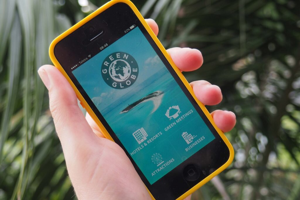 Optimise your eco-travels with the help of a few nifty apps © Sarah Reid