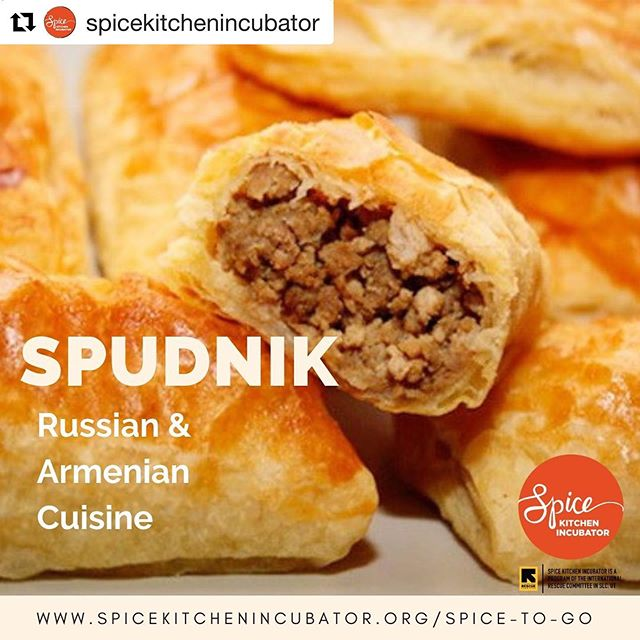 Order your 🥡 DINNER To Go BEFORE 8/14 11:59pm! 〰️ 🍽Place orders and see the menu though @spicekitchenincubator website ❣️ Pick up at @squarekitchenslc 751 W 800 S 🎊 GIVEAWAY: let us know how we did by 1) follow @spudnikslc 2) tag 2 of your friends in the comment below 3) share your meal and tag @spudnikslc 〰️ 🎈We will randomly select a lucky person to receive free delivery of our famous cheese Khachapuri platter 🤤