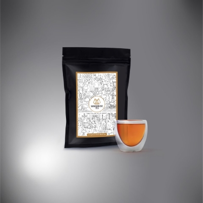 Black Tea - The black teas in the Wodehouse Tea collection offer the headiest, boldest flavours.This makes them great with breakfast and also through the day (just like a good Bob Dylan song). Our Assam black teas in particular are delicious with a spot of milk to complement their malty taste.Shop black tea>