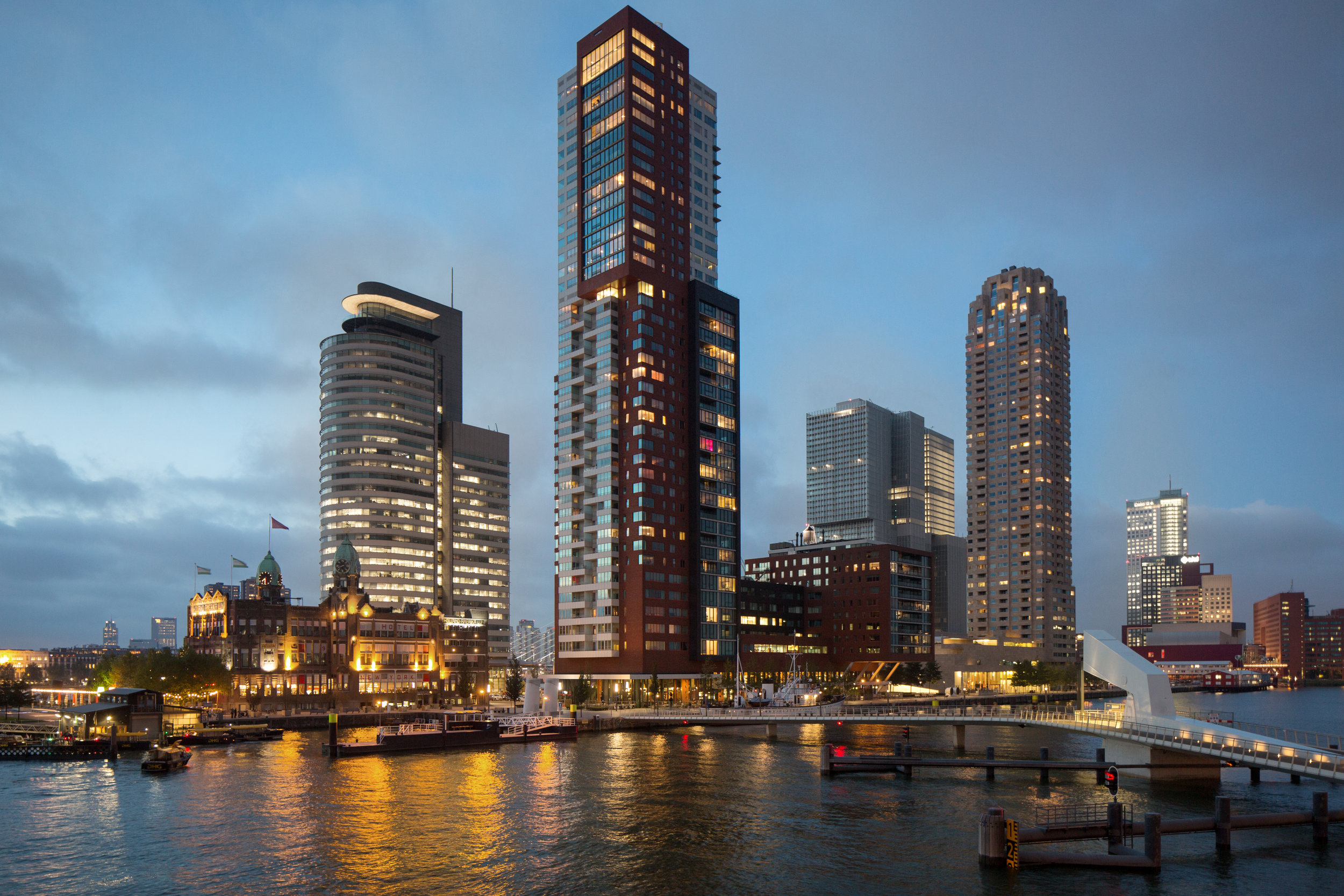 challenging Rotterdam