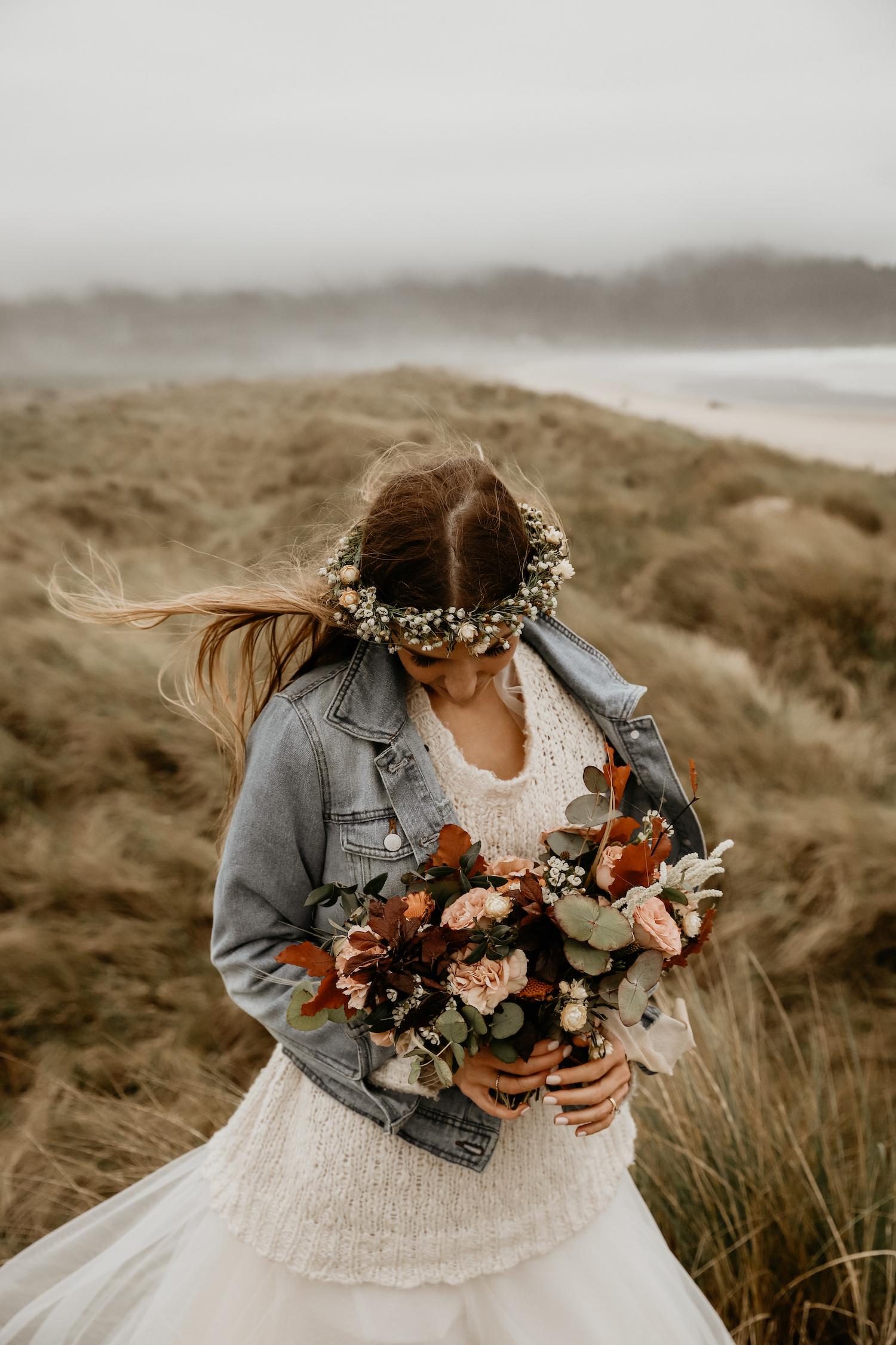 kansas city elopement bride holding custom elizabeth mckenzie florals bouquet.jpg