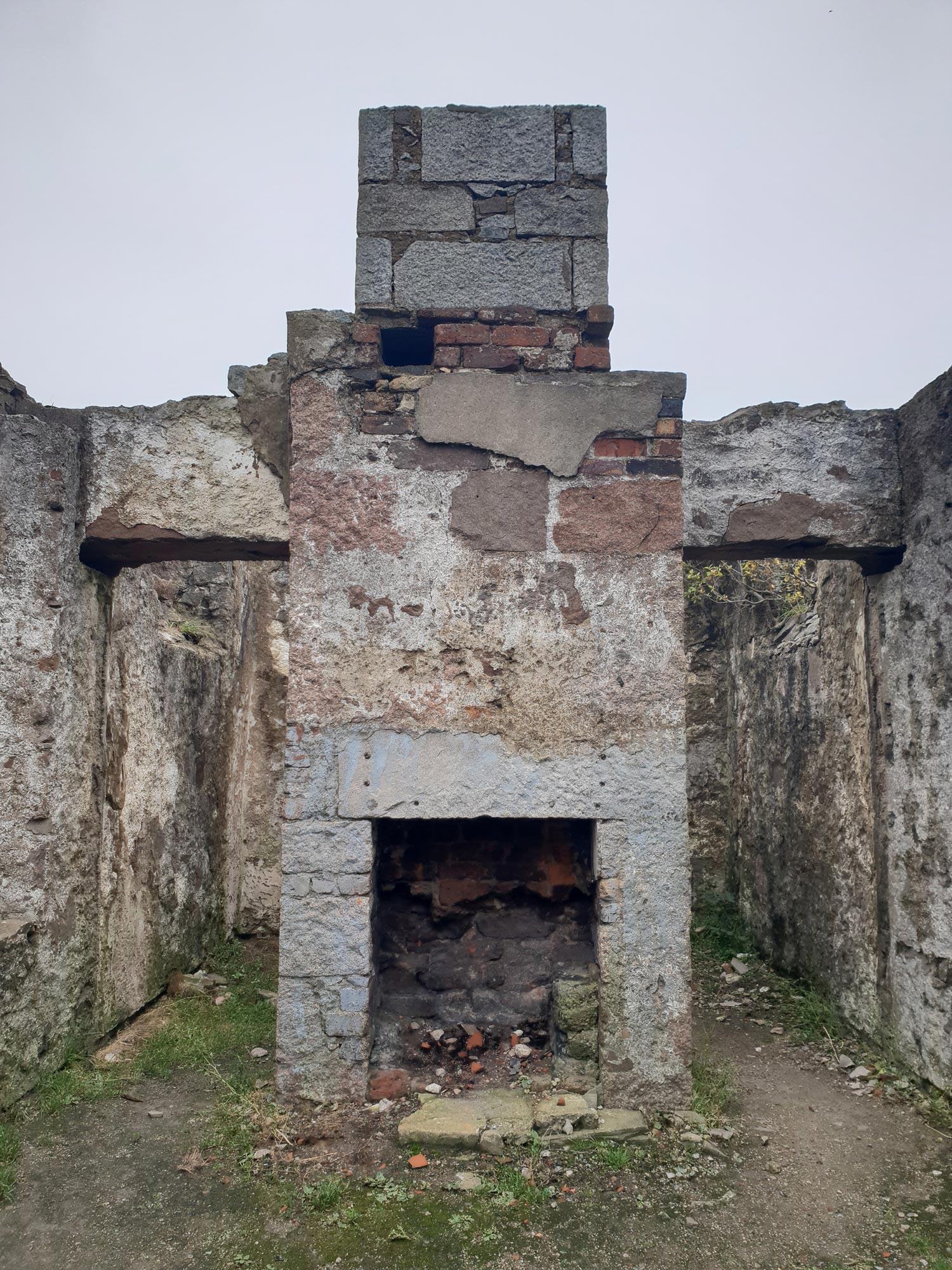 Pieces of the past at Torry Battery