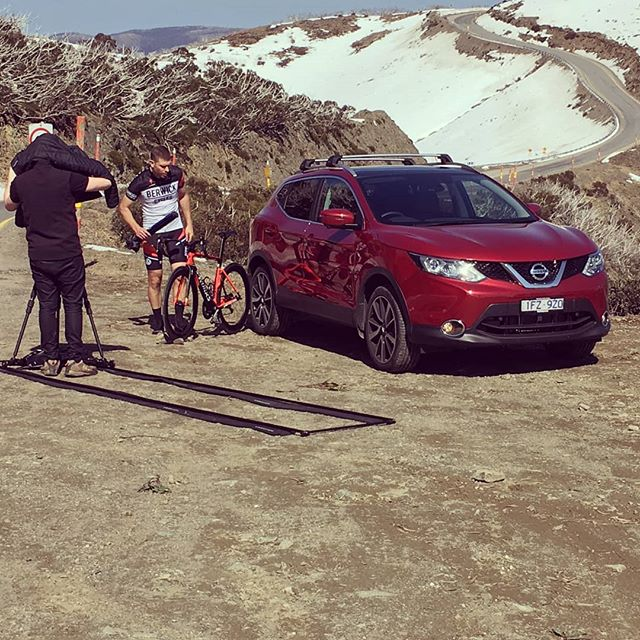 Flashback Friday. Filming our Kickstarter video in my favourite playground. Thanks Filmtime, #berwickcycles and #nissan