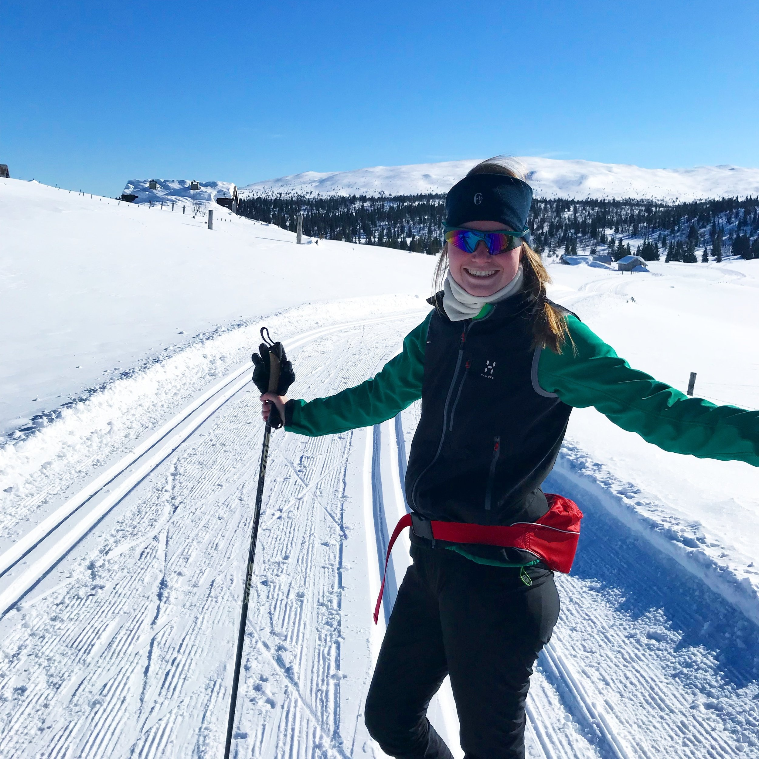 """nina Bakås - """"Jeg digger å konkurrere med andre, samtidig som jeg blir supermotivert av å ikke tape penger"""""""