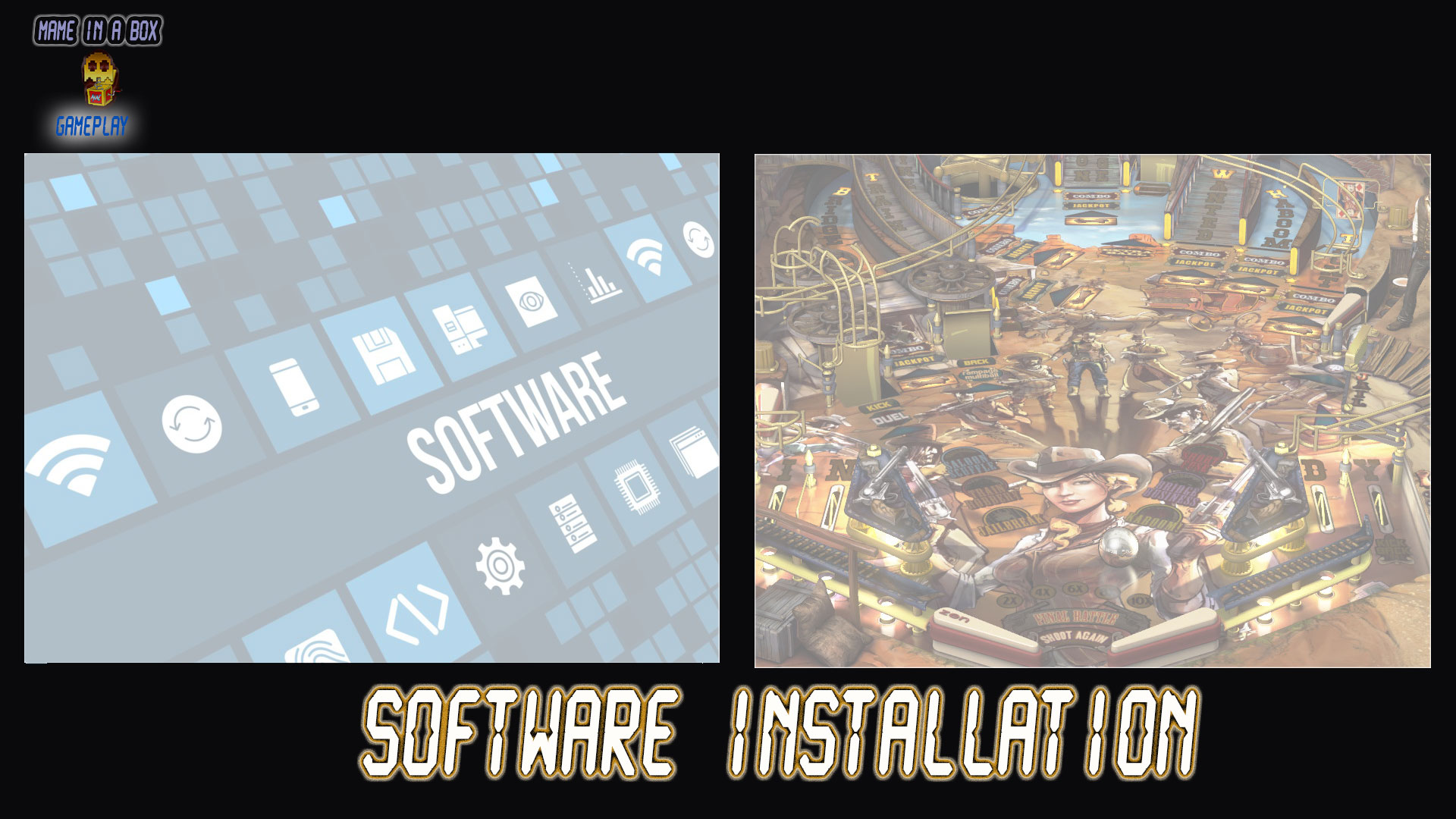 - Tutorials on the different Virtual Pinball software