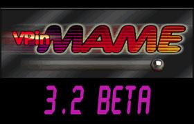 - Vpinmame Beta 3.2