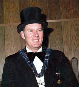 1969 - Robert E. Mitchell