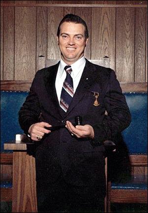 1973 - Tony H. Harris