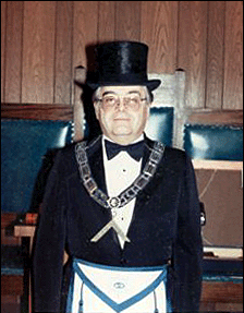 1986, 1999, 2000 - Keith M. Vivian, RWPSGW, PGI