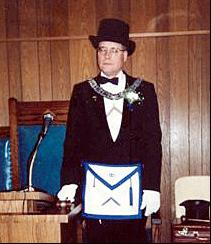 1995 - David E. Blount