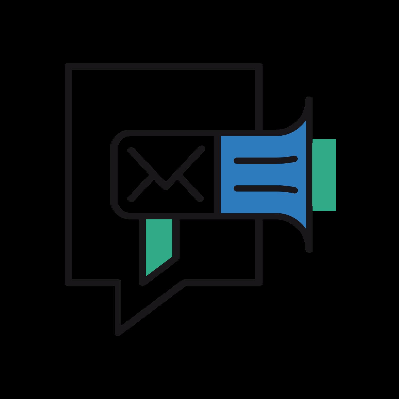 Kampagnenpaket - Sie möchten eine neue Dienstleistung oder Produkt vermarkten. Mit diesem Paket werden Konzeptionierung, Erstellung und Durchführung abgedeckt.