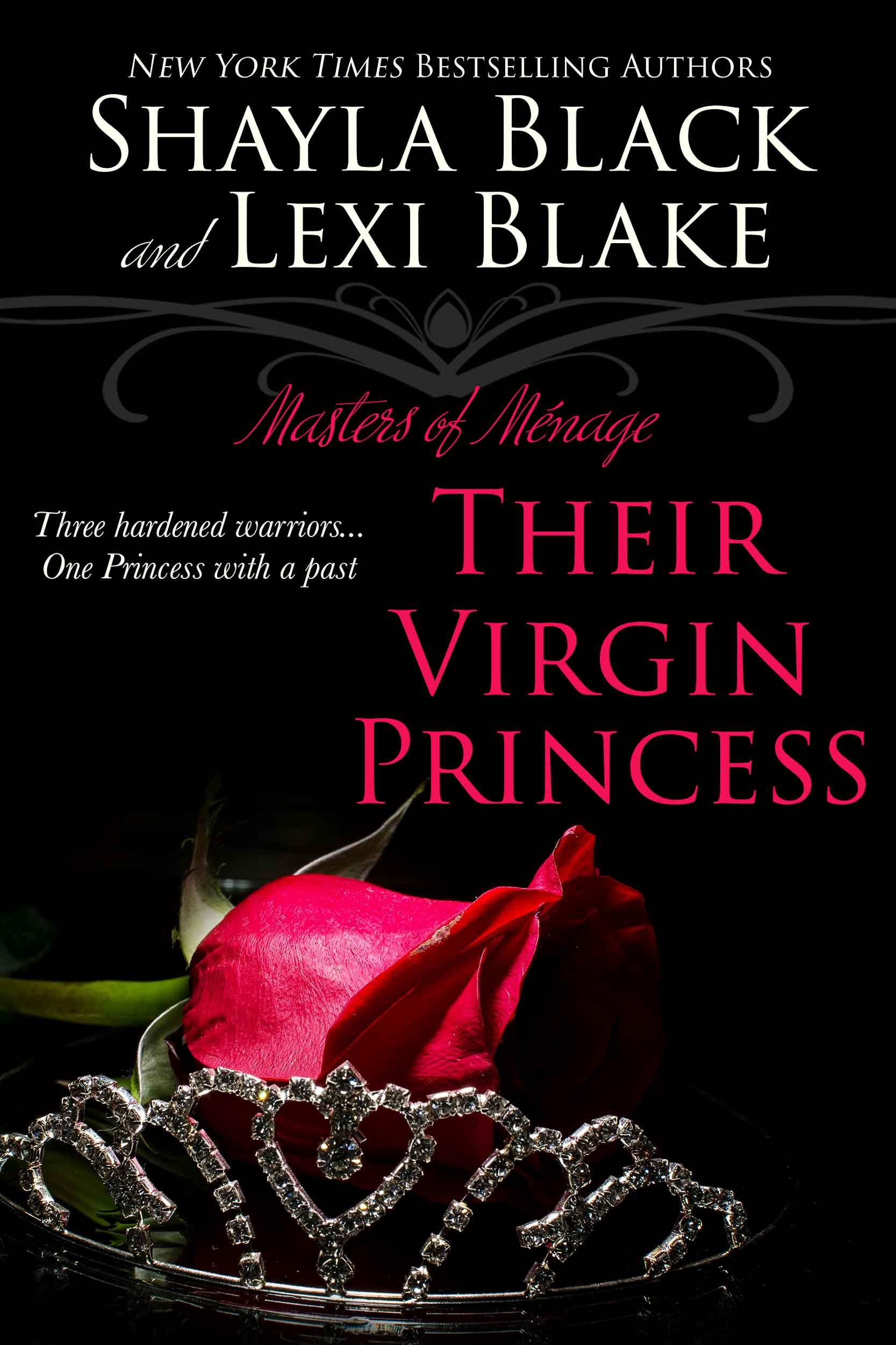Lexi Blake Their Virgin's Secret.jpg
