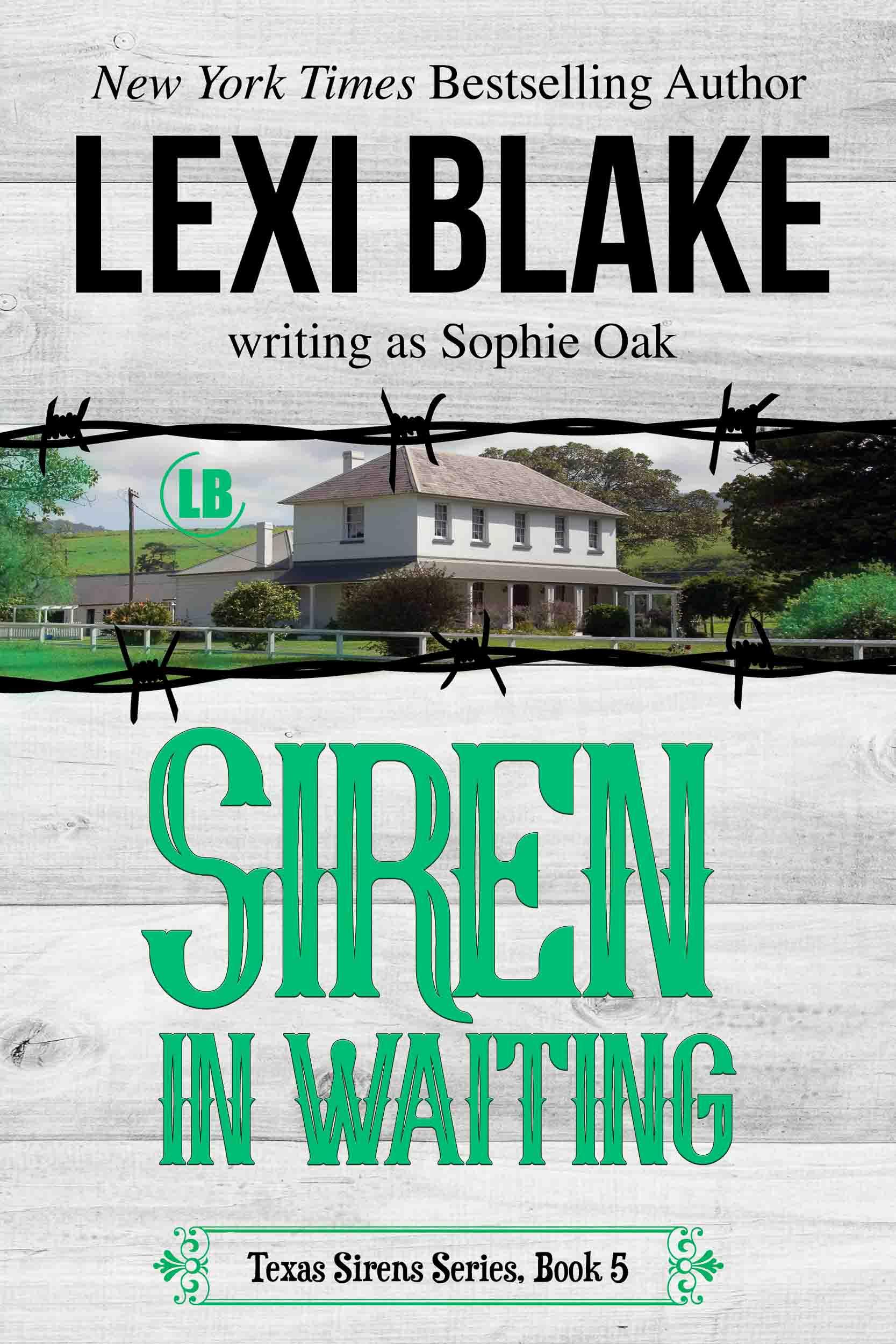 Lexi Blake Small Town Siren.jpg