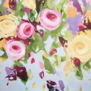 Click the image to see paintings and find out more about Gail Dell.