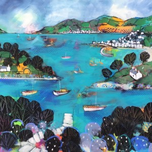 St Mawes From Place II - Sold