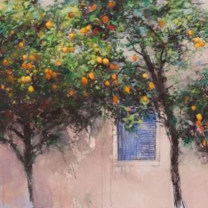 Alan Flood - Lemon Trees II.jpg