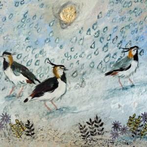 Ingebjorg Smith - Rainy Day Lapwings.jpg