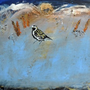 Ingebjorg Smith - misty blue springtime plover.jpg
