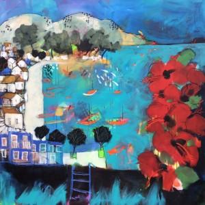 Hibiscus Harbour Painting - Relton Marine.jpg