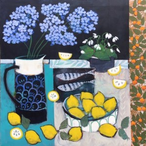 Hydrangea and Lemons Painting - Relton Marine.jpg