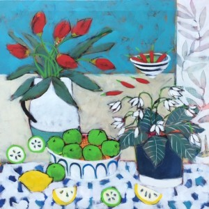 Red Tulips Painting - Relton Marine.jpg