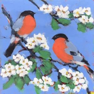 Bullfinches Painting - Relton Marine.jpg