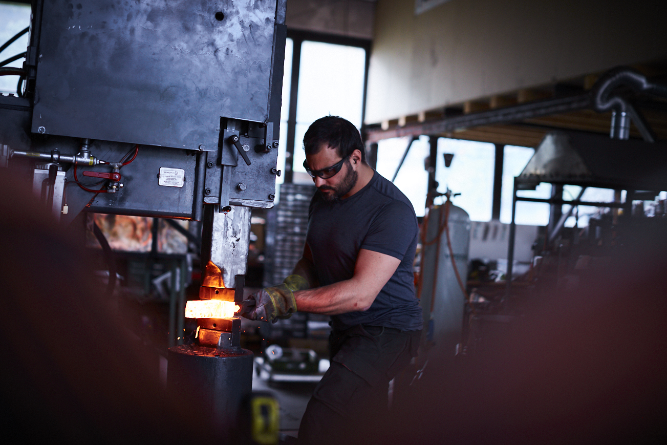 Feuerschweissen | Forge Welding