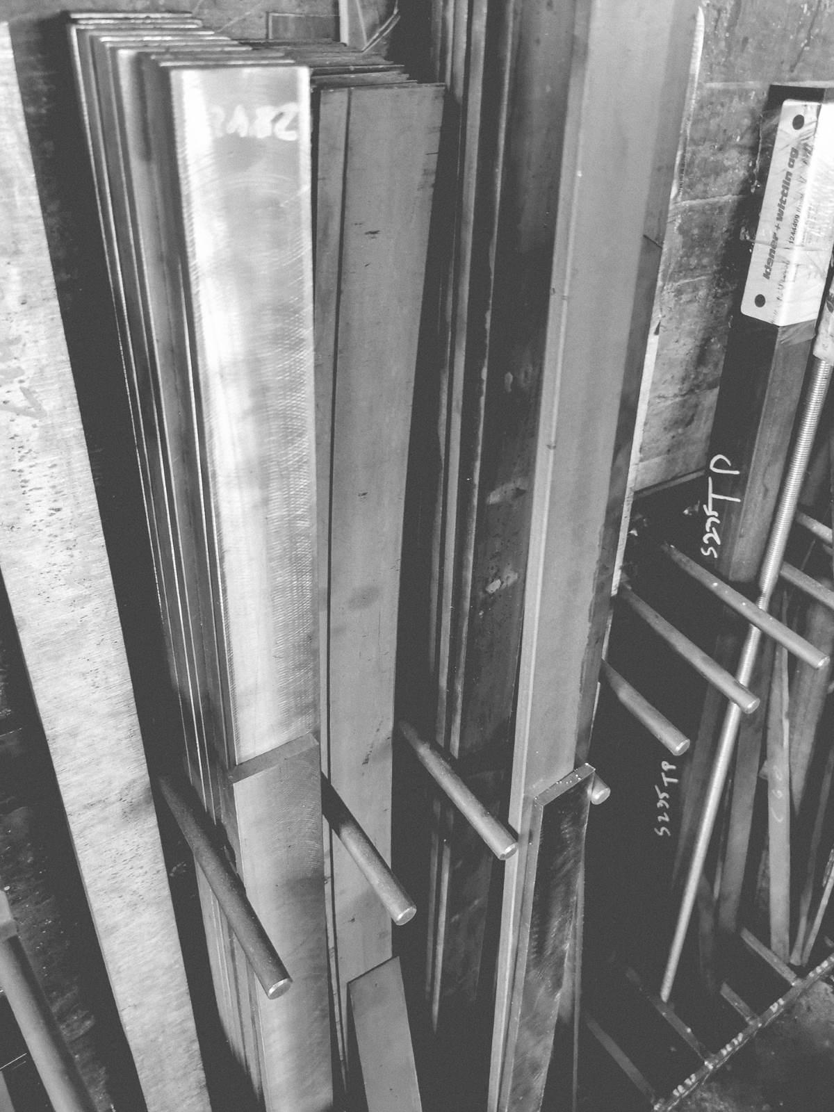 Stahl  |  Steel
