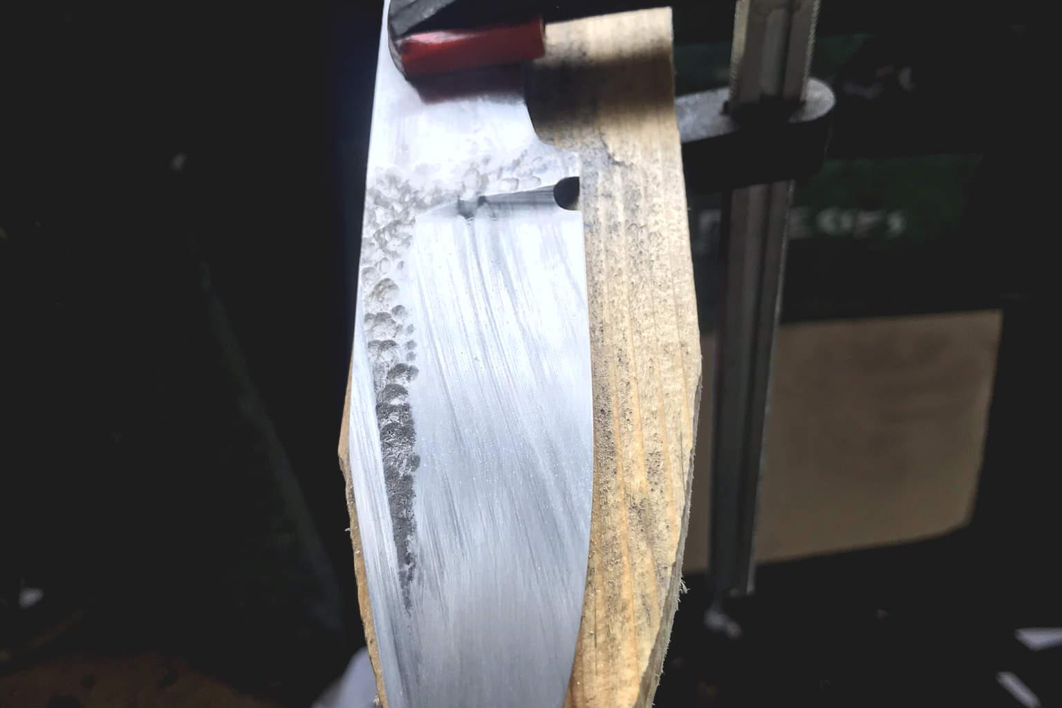Handschleifen | Hand sanding