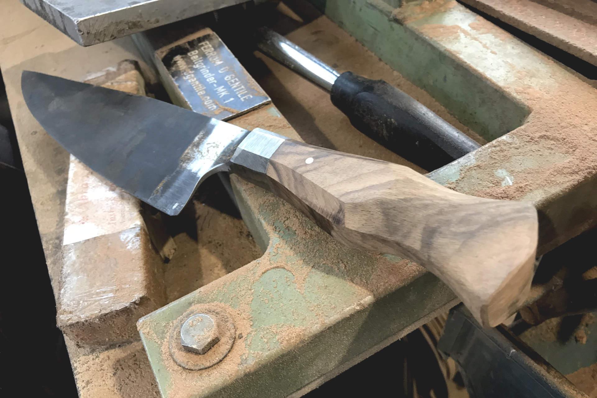 Griffherstellung  |  Handle making