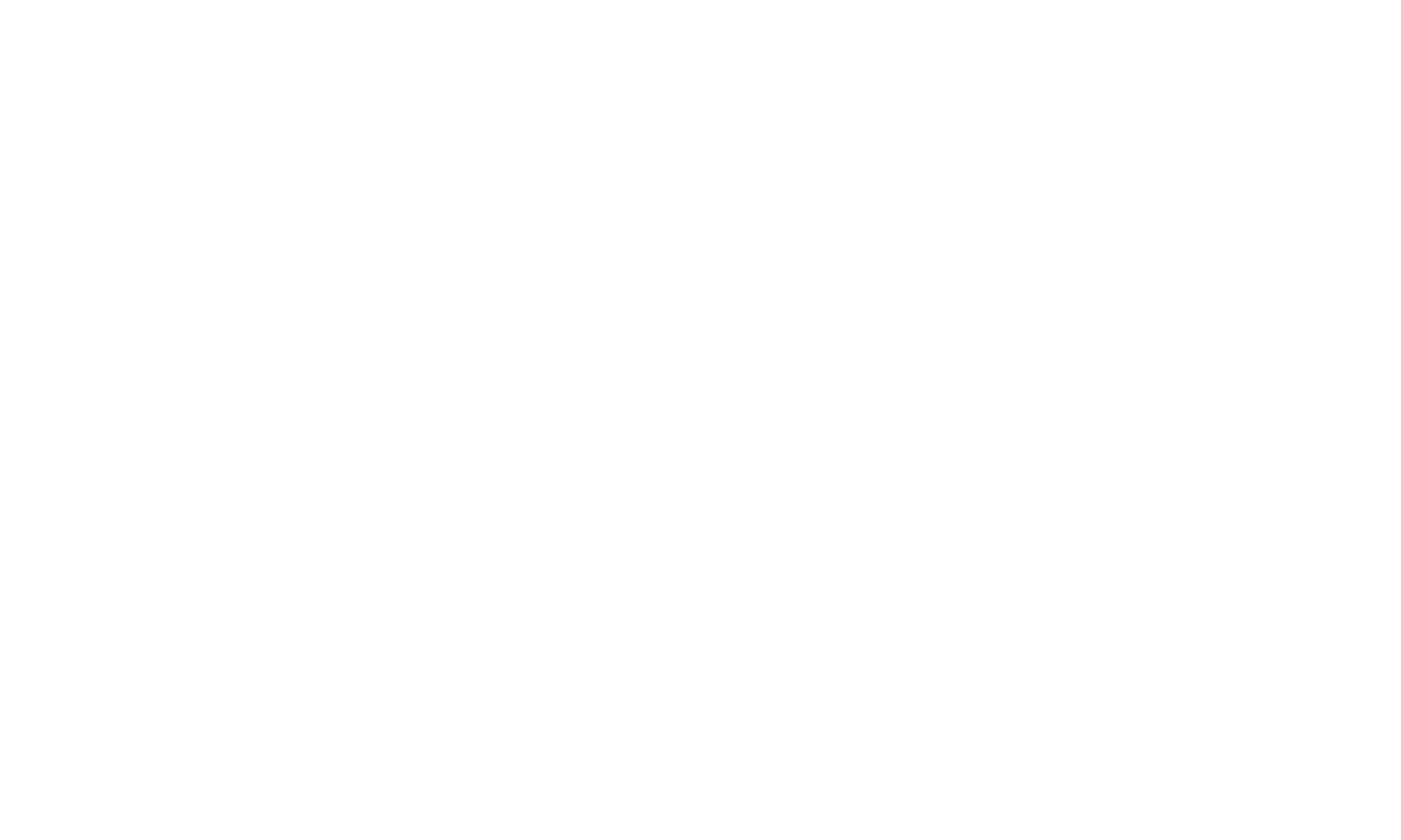 Billie logo white