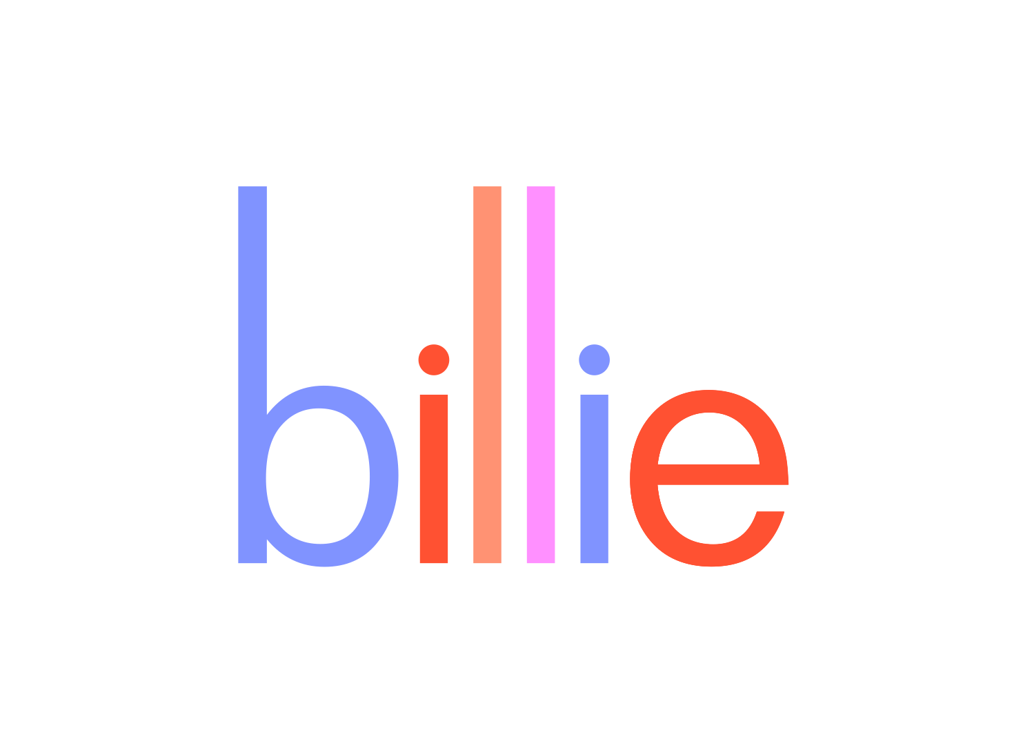 Billie Razor logo full color