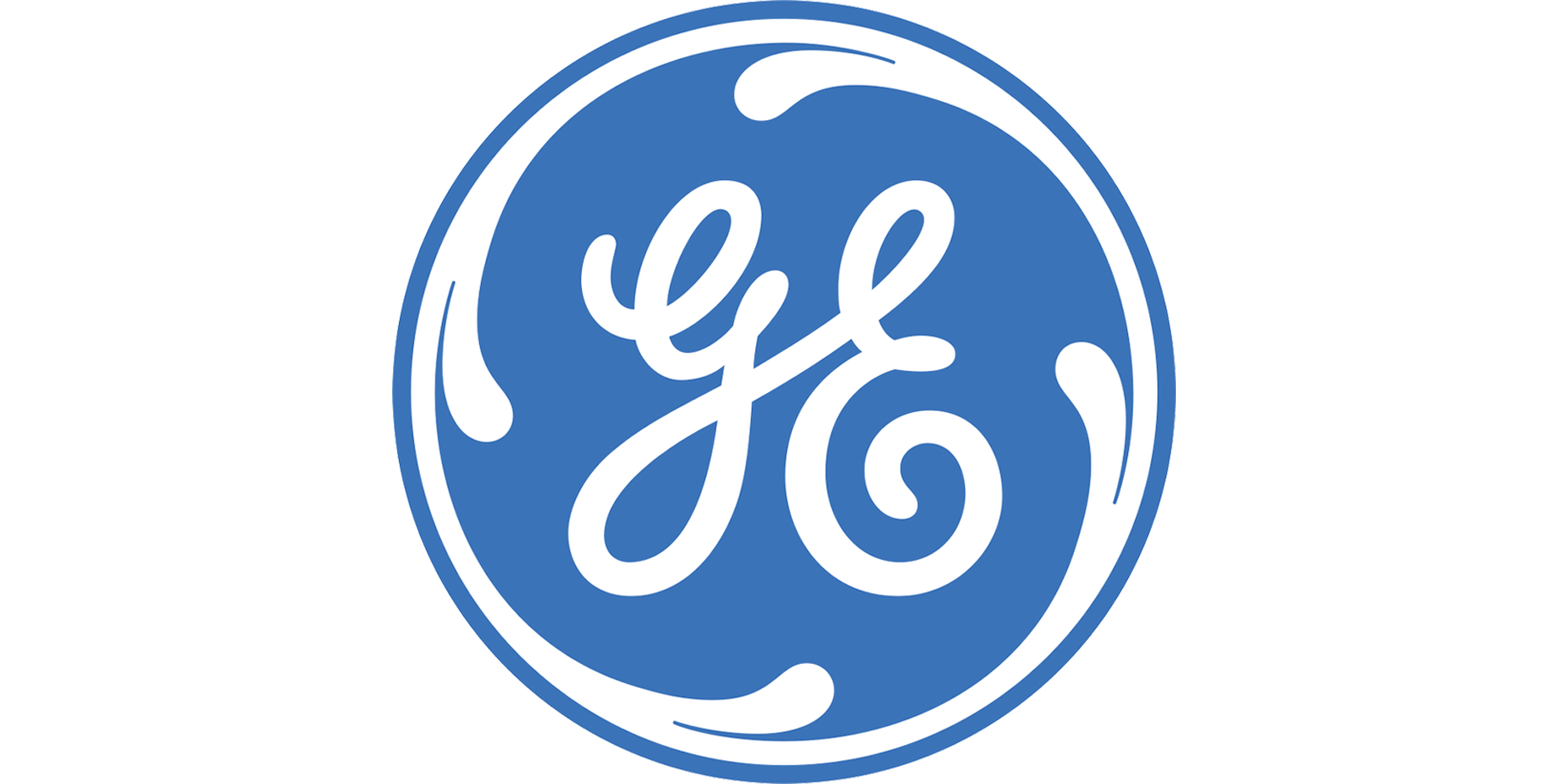 General Electric, GE, full color logo