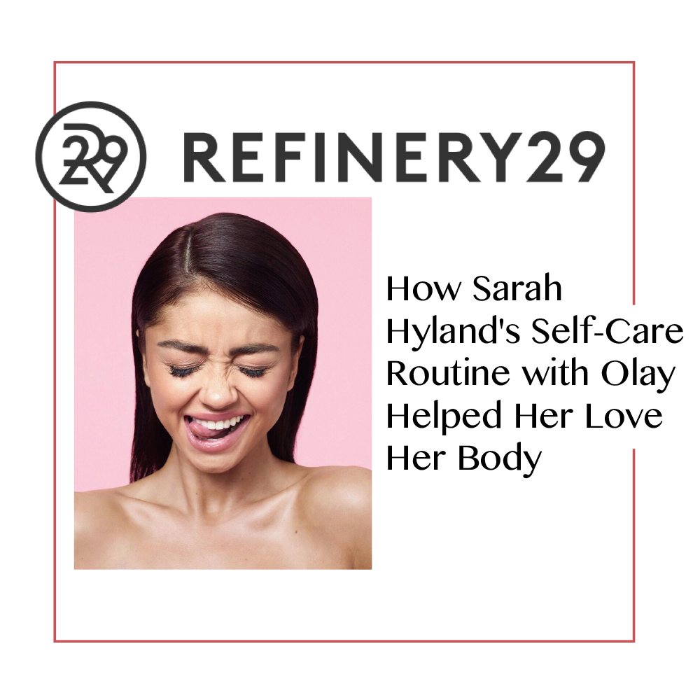 Refinery29 + Olay