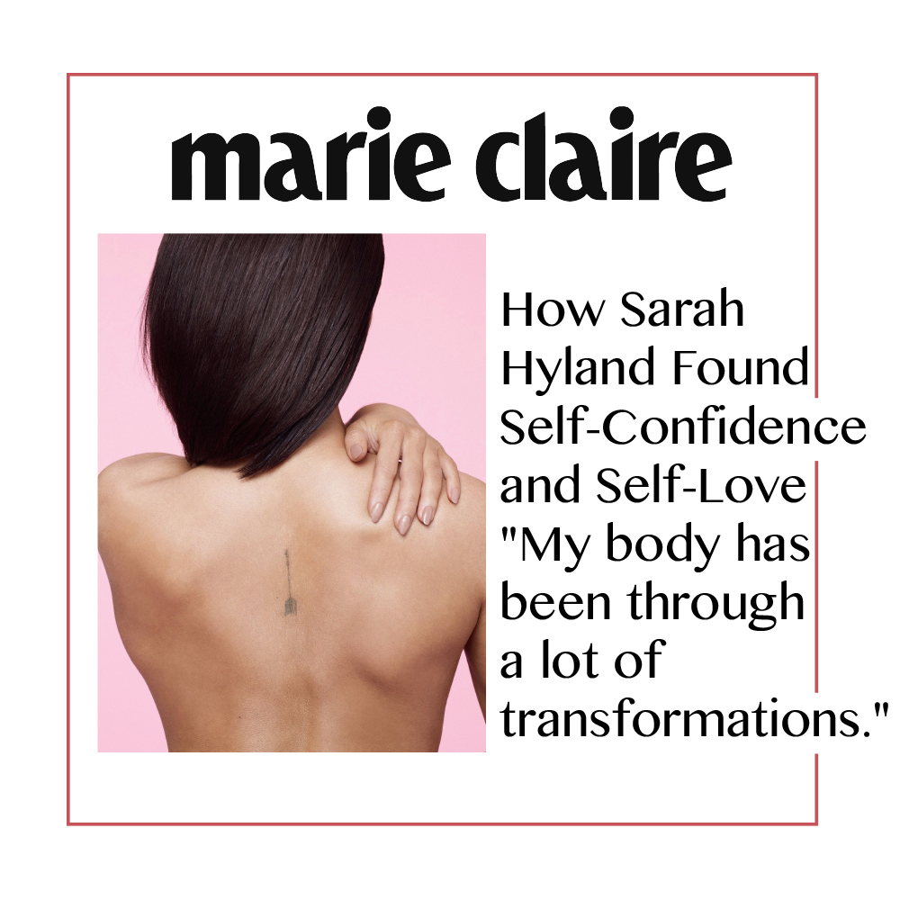 Marie Claire + Olay