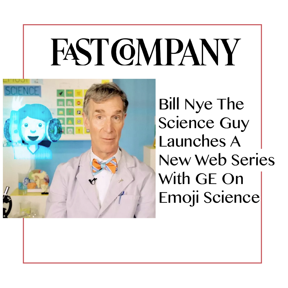 Fast Company + GE