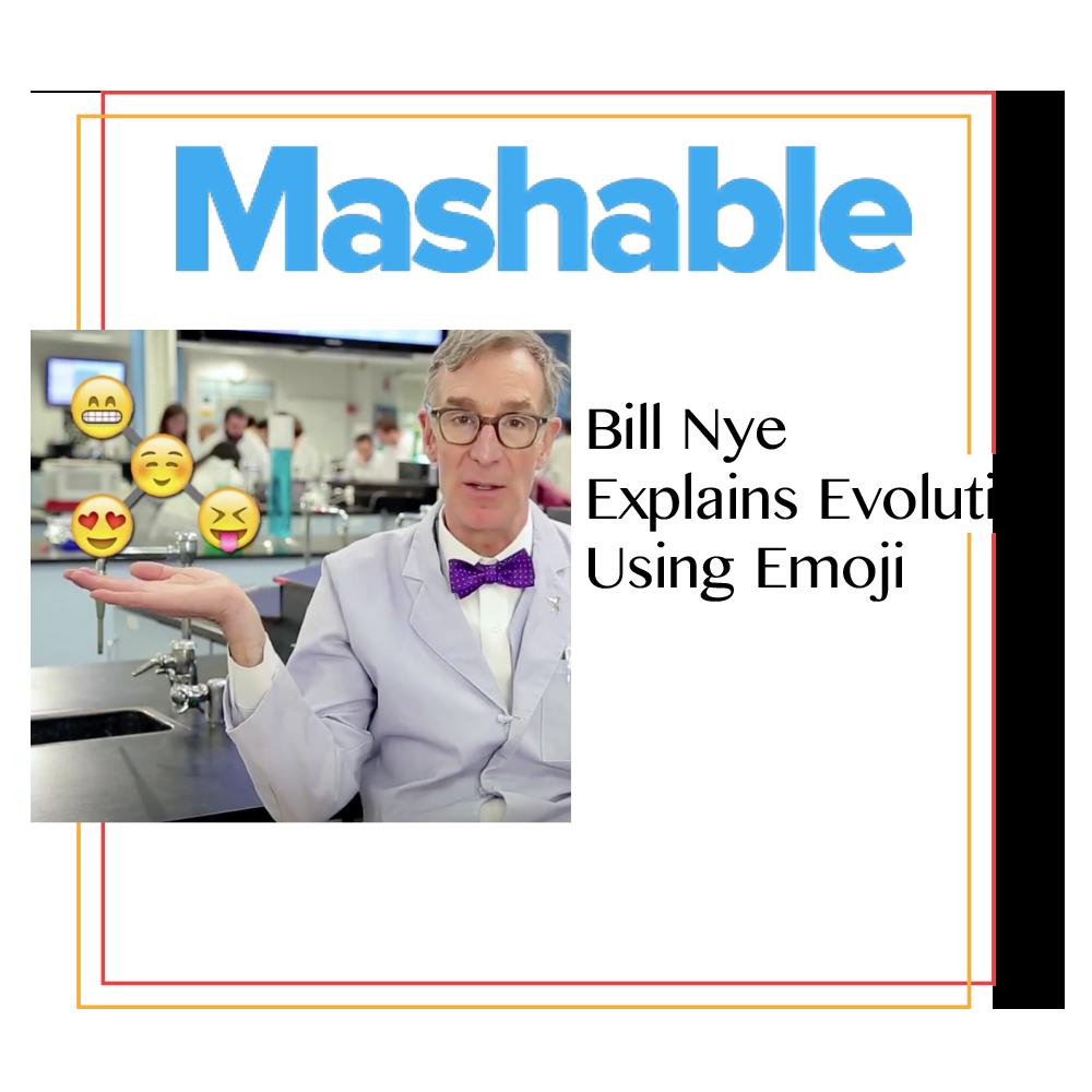 Mashable + GE